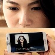 LG Optimus G Pro Özellikleri ve Gözle Video Oynatma Teknolojisi